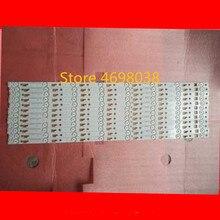 1set=12pieces for TCL L65E5800A UD led backlight TCL_ODM_650d30_3030C_12X8_V2 TCL 4C LB650T YH3 8 lamps