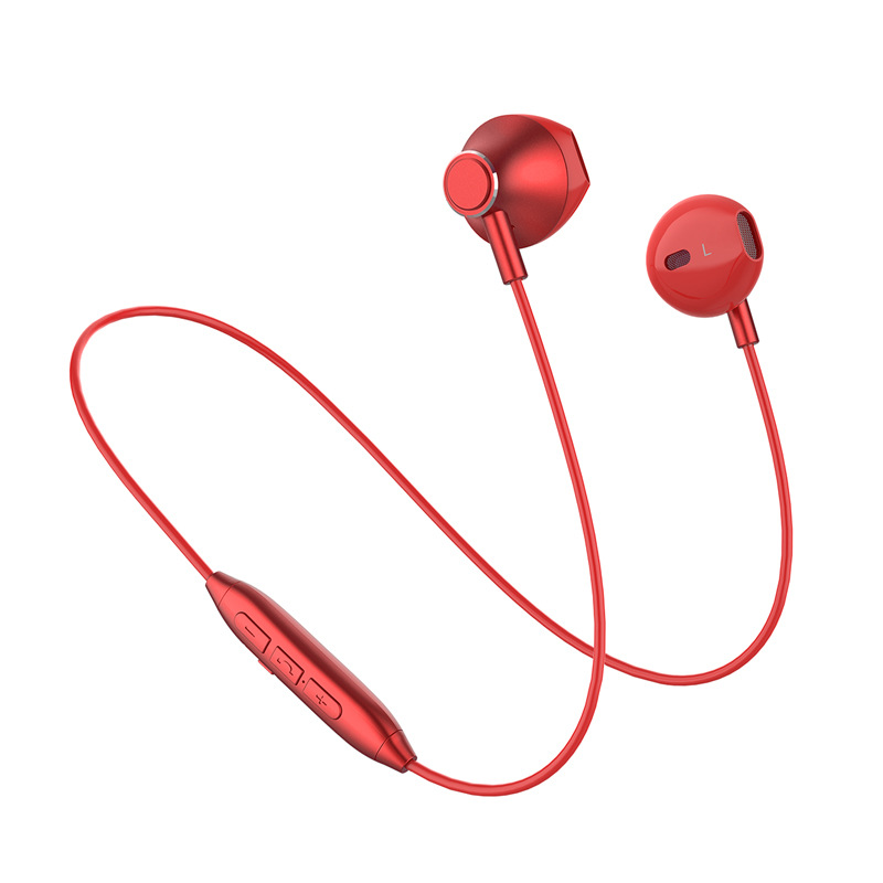 Wierless Headphones Sport earphone Waterproof Bluetooth Headphone with Mic Magnetic Headset For Smartphone Samsung Xiaomi Sports