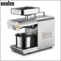 Xeoleo оливковое масло пресс машина из нержавеющей стали арахисовое масло пресс для холодного и горячего масла/Кунжута/семена дыни/рапса/льна/