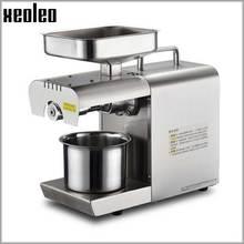 Xeoleo оливкового масла пресс машина из нержавеющей стали арахисовое масло лапки холодной и горячей нефти машина/кунжутное/семена дыни/рапсового/Лен/орех