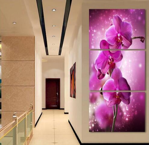 Home Decoration living room Wall picture canvas modular painting ...