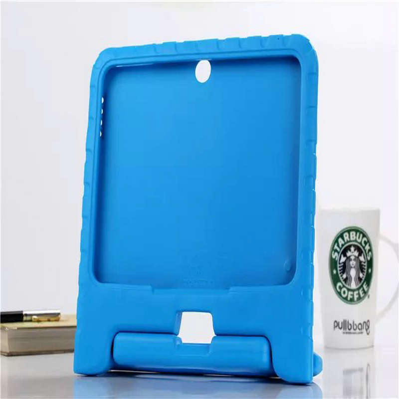 For Samsung Galaxy TAB4 10 inch  EVA The computer protection Kids Stand Cover Tablet Case T530 Shockproof Drop Proof Capa for samsung galaxy tab 4 10 1 t530 case tab 3 10 1 inch p5200 tablet kids foam back case handle stand cover shockproof