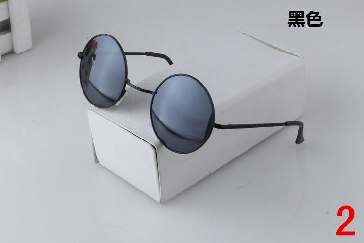 18cc62bce4 Fashion Vintage Round Sunglasses For Women Men Brand Designer ...