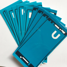 Front & Battery Back Cover Sticker Tape Glue Adhesive For Sony Xperia M2 S50H D2302 D2303 sticker 100sets/(200pcs) free shipping