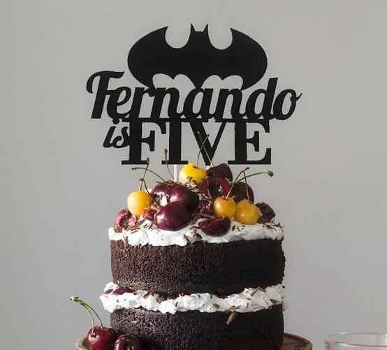 Marvelous Personalised Batman Superhero The Justice League Birthday Acrylic Funny Birthday Cards Online Kookostrdamsfinfo