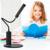 2017 venta caliente novelty fx013 led desk light flexible students reading estudio ojo proteger la lámpara de mesa lámparas de escritorio de alta calidad
