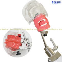 Simple Head model Apply to the oral cavity simulation training fixed on the dental chair for any position practice
