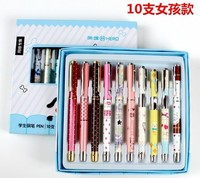 Hero Cartoon Fountain Pen for Children to Writing Student Stationery Set Gift Pens Free Shipping Nib 0.38mm