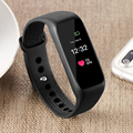 """L30t Bluetooth Smartband 1.06"""" TFT-LCD Touch Screen Smart Bracelet Waterproof Heartrate Monitor Smart Band for IOS Android Phone"""