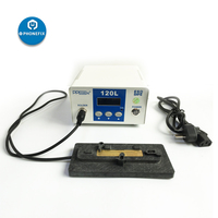 PHONEFIX New Version PPD120 PPD120L Soldering Rework Station Unsolder A7 A8 A9 A10 CPU Remove Welding Platform for iPhone Repair
