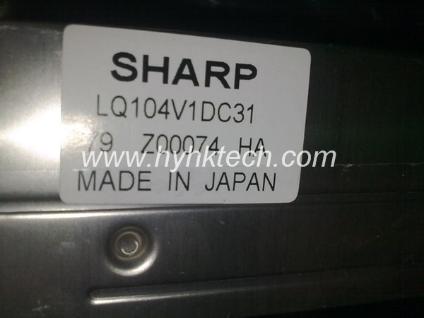 LQ104V1DC31 10.4 INCH Industrial LCD,A+ Grade in stock, tested before shipment цена
