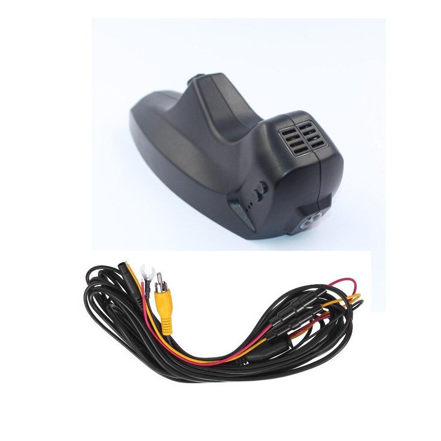 Car DVR Dash Cam Black Box for BMW car low spec X5(E70)/X6(E71) With AV Out cable x cam