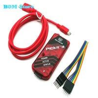 1set PICKIT3 Programmer PIC ICD2 PICKit 2 PICKIT 3 Programming Adapter Universal Programmer Seat Free Shipping