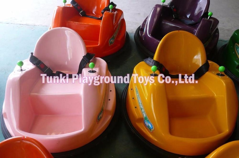 Hot Sale LED Bumper Car For Children