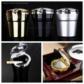 Car Styling Cigarette Smoke Cigar Auto Ashtray Cup Holder For HUMMER H2 H3 car accessories
