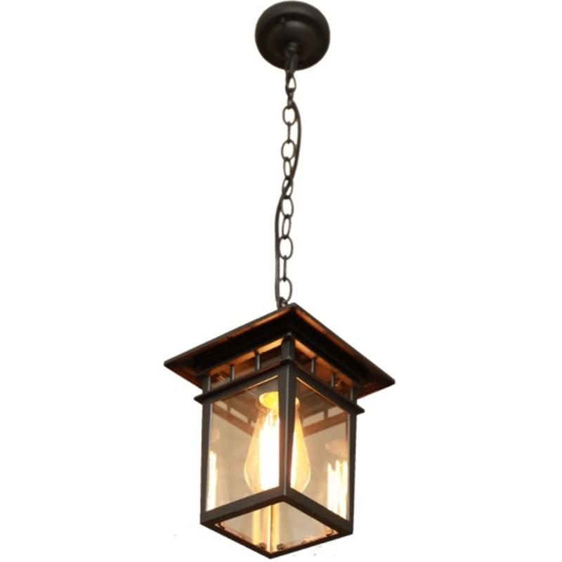 Gate Hallway Balcony Hanging Lamp