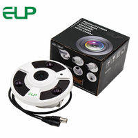 3pcs Array LED 20m IR Range 1 3MP AHD 360 Degree Wide Angle Fisheye Panoramic Camera