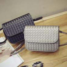 JIULIN brand rose cat bag new spring and summer 2016 fashion tide woven Single Shoulder Bags Messenger Bag retro small package
