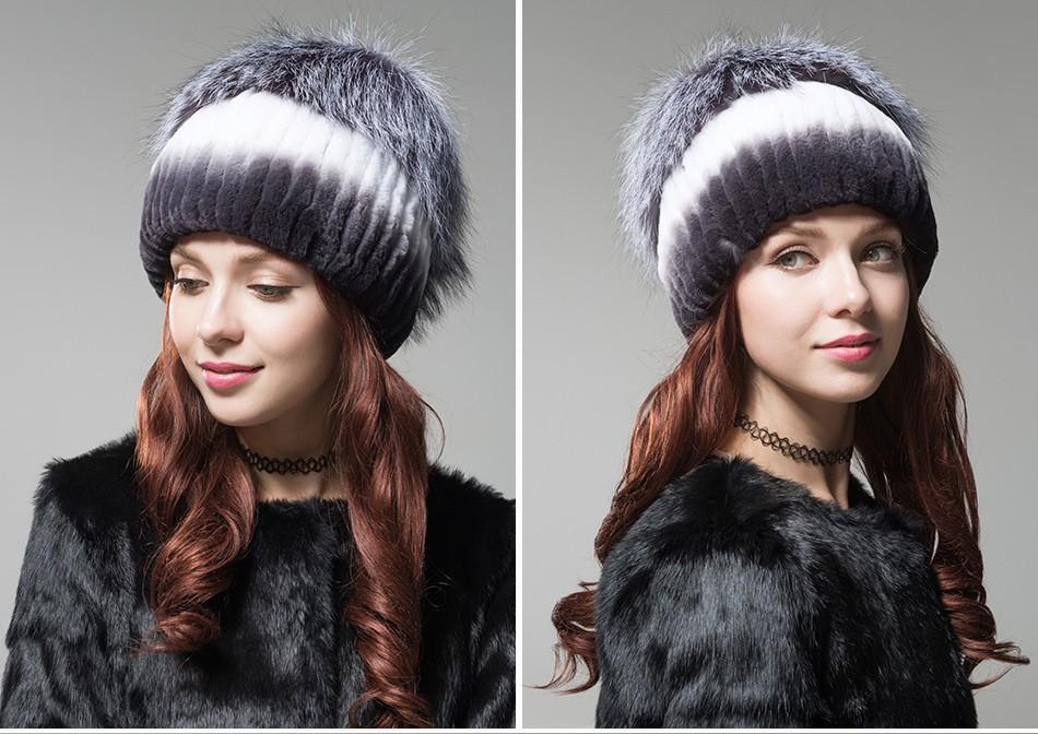 women\'s hats fur PCM002 (16)