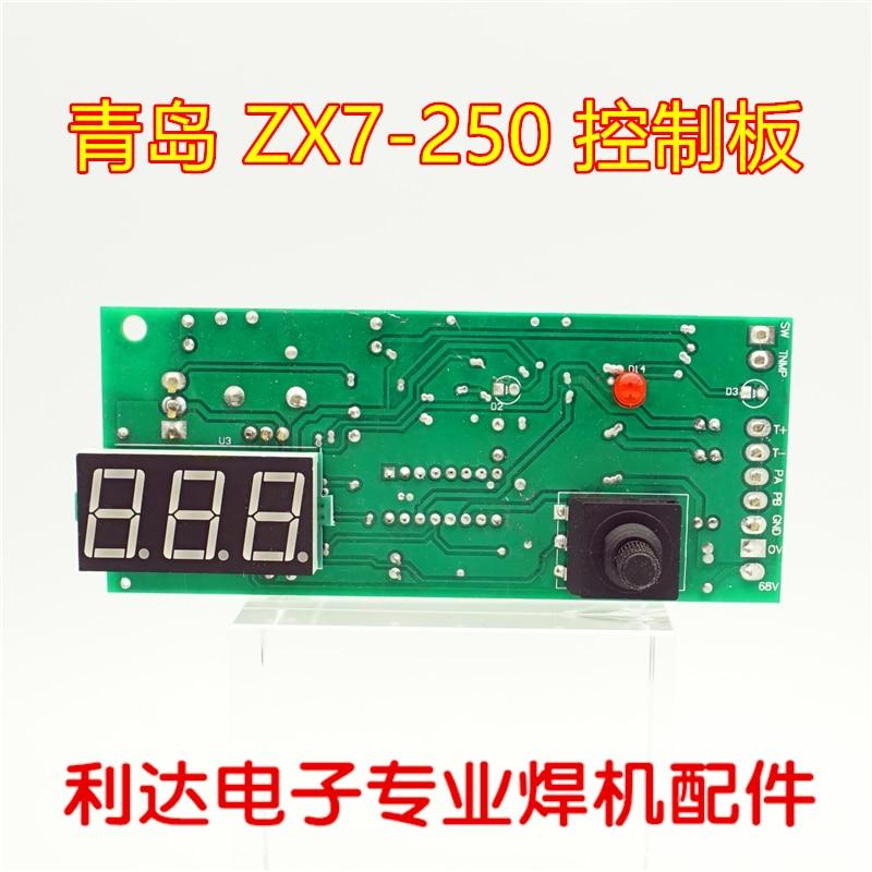 Control Panel ZX7 250 IGBT Inverter Welder