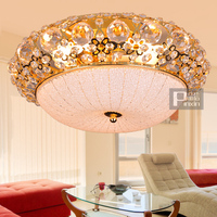 Fashion Classic Gold Crystal Ceiling Lighting