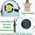 100% Testado Brand New Fan CPU Para ACER E5-571G E5-571 E5-471G E5-471 V3-572G Laptop reparação Parte substituição de Refrigeração refrigerador de Ventoinha