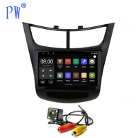 Android 7.1 Car Radio GPS Navi for Chevrolet Sail 2015+ Car Auto Stereo Headunit Multimedia Video Player Navigation with Wifi