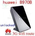 newest Huawei B970b b970 Original 3G wireless Router HSDPA 3g WIFI router 3g dongle 900/2100MHz pk e5172 b683 b970 b593 b681
