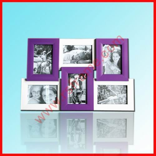 Free Shipping Online Mixed Wholesale Wedding White Collage Picture