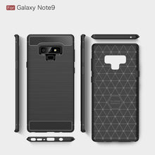 Buy Summer Wholesales Case for Samsung Galaxy Note9 backcover Luxury TPU Cover for Galaxy Note9 A9 star case DHL Free 100pcs(China)