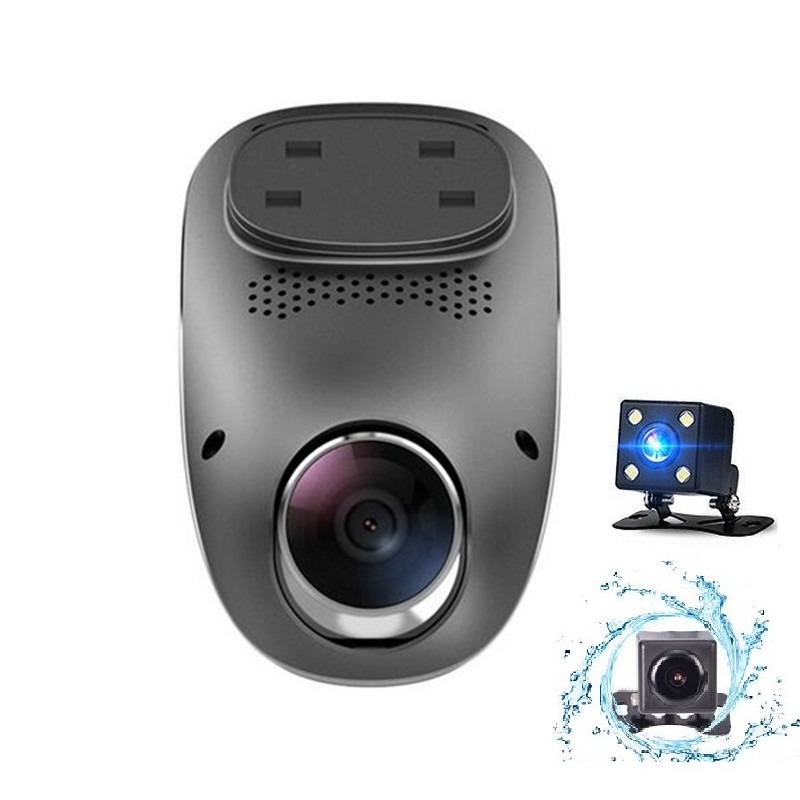 KLYDE 4G Dashcam Android GPS ADAS Dash Camera Dual Lens Camara Automovil Night Vision Auto Camera Mini No Screen Car Dvr Wifi