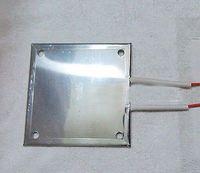 100x200mm 220 V AC formy Ze Stali Nierdzewnej płyta grzewcza Nagrzewnicy dla odczynnika Chemicznego Przewodów Elektrycznych