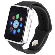 Männer frauen smart watch für android bluetooth sport pedometer unterstützung whatsapp smartwatches für samsung kamera gt08 dz09 a1 gt88