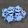 10pcs/lot Lilo & Stitch Kawaii plush CellPhone Strap Keychain & Pendant TOY Wedding Gift TOY DOLL