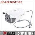 HIK DS-2CE16D1T-IT3 HD 1080 P EXIR Bullet Cámara de Salida Analógica HD 2MP IP66 Día/Noche CCTV Cámara de Vigilancia