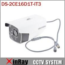 ХИК DS-2CE16D1T-IT3 HD 1080 P EXIR Пуля Аналоговые Камеры HD 2-МЕГАПИКСЕЛЬНАЯ IP66 День/Ночь CCTV Камеры Наблюдения