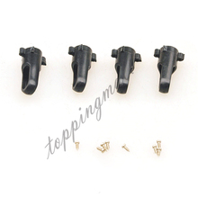 4pcs Motor Put in Base Holder Motors Mount for 8520 Motor Cross Racing Drone Hole Cup By means of FPV Quadcopter Drone