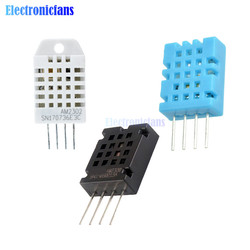 DHT11 DHT22 AM2301 AM2320 Temperature and Humidity Sensor Digital Temperature and Humidity Sensor for Arduino High Precision
