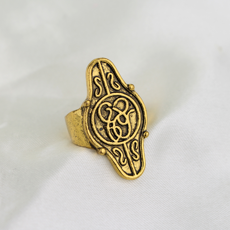 Vintage accessories Rings Movie accessories Magic Ring women men Cosplay Jewelry Finger Rings