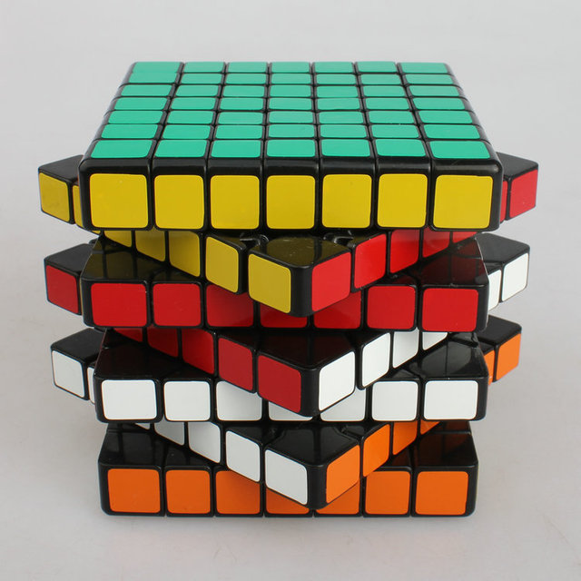 ShengShou 7×7 Puzzle Cube Professional PVC&Matte Stickers Cubo Magico Puzzle Speed Classic Toys Learning & Education Toys