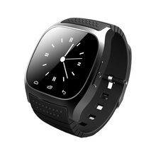 Bluetooth Smart Watch Armbanduhr M26-UHR Intelligente Elektronik Sync Schrittzähler Für IPhone Android SmartWatch Relogio Inteligente Reloj