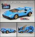 Kyosho 1:18 LP500s Countach Coon-tash original de Alta calidad de aleación modelo de simulación del Colector Limitada Italia superdeportivo de coches clásicos