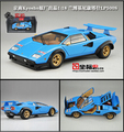 kyosho 1:18 LP500s Countach Coon-tash High quality original alloy model simulation Limited Collector Italy supercar classic cars