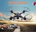 SKYC LK D20W WiFi 2MP Cámara FPV 2.4 GHz 4 Canales 6 Axis Versión RTF Gyro Quadcopter 3D Rollover 2016 Nueva Llegada RC Juguete