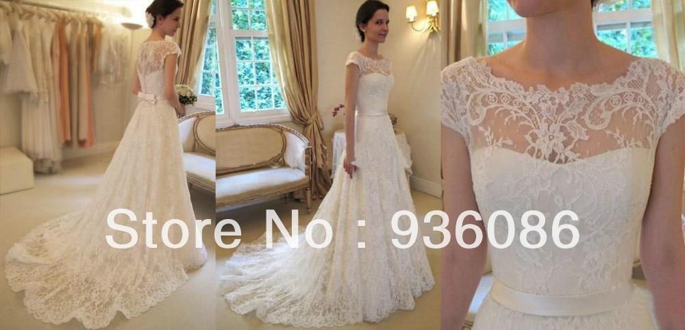 Vestido de novia blanco con amarillo – Vestidos destacados