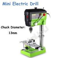 Mini Electric DIY Drill 220V 680W Variable Speed Micro Drill Press Machines 5168E