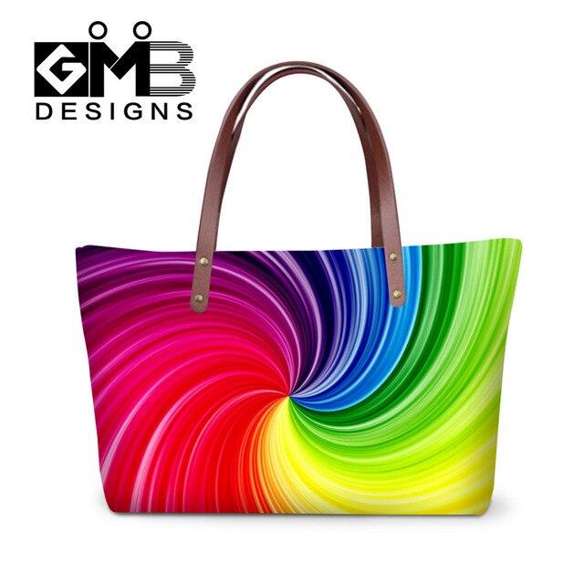 826452117 Mulheres Coloridas da moda Bolsas Casuais bolsa de Ombro Grande Capacidade Sacos  Sacos de Compras Senhoras