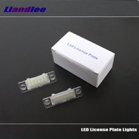 Liandlee For Volkswagen VW Passat Cimousint 2001~2005 / LED License Plate Lights / Number Frame Light / High Quality LED Lamp