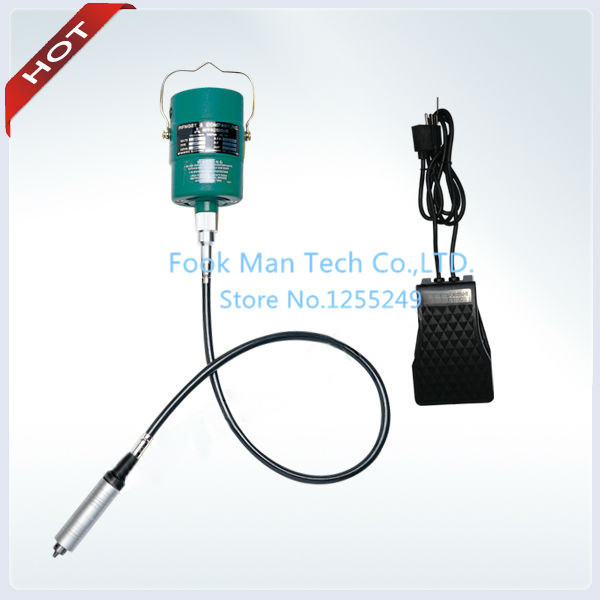 Free Shipping MITSUBISHI Flexible Shaft Machine hanging motor Dental Polishing Machine Dental Lab Tools Jewelry Tools jade hanging milling machine flexible shaft machine jewelry polisher 4mm 220v