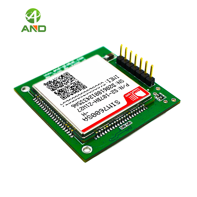Sensible Brazil Argentina Chile Peru Colombia Lte Sim7600sa-h Breakout Board, Lte Network Chile Testing Board Sim7600sa-h On Board